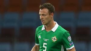 Jonny Evans wants Northern Ireland to build on Thursday's win over Bosnia and Herzegovina (Steven Paston/PA)