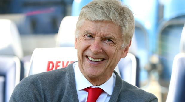 Arsene Wenger is set to speak to Bayern Munich over their vacant managerial post (Mike Egerton/PA)