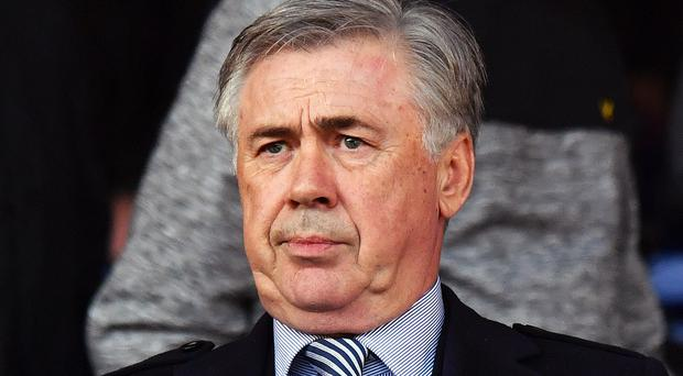 "Carlo Ancelotti sees facing Liverpool as a ""fantastic opportunity"" for his Everton side (Anthony Devlin/PA)"