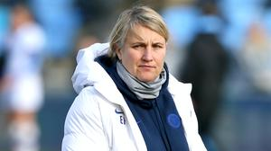Chelsea Women's manager Emma Hayes expects the WSL to return stronger (Richard Sellers/PA)