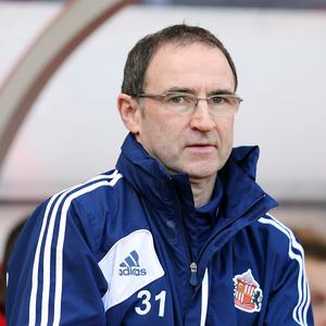 Martin O'Neill is set for a return to management