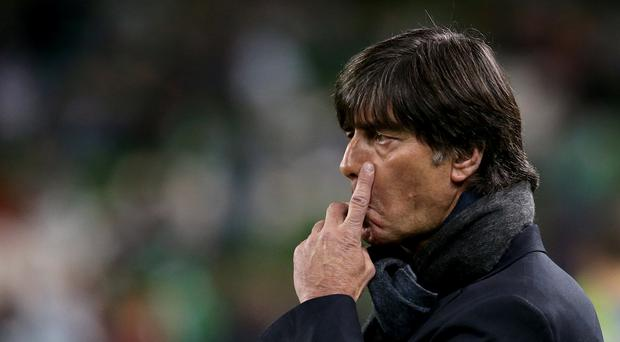 Germany manager Joachim Low is focused on qualification for the 2020 European Championships (Brian Lawless/PA)