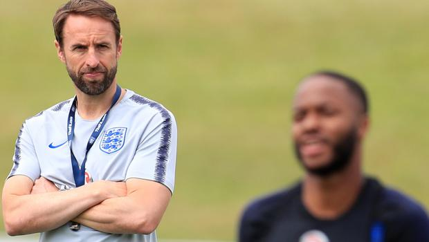Gareth Southgate has no problems with recalling Raheem Sterling against Kosovo (Mike Egerton/PA)
