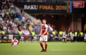 Koscielny could not help Arsenal to Europa League success as they lost last year's final to Chelsea. (Adam Davy/PA)
