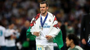 Gareth Bale is targeting further silverware with Real Madrid (Mike Egerton/PA)