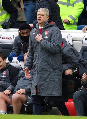 Speculation is rife over the future of Arsenal manager Arsene Wenger (Gareth Fuller/PA)