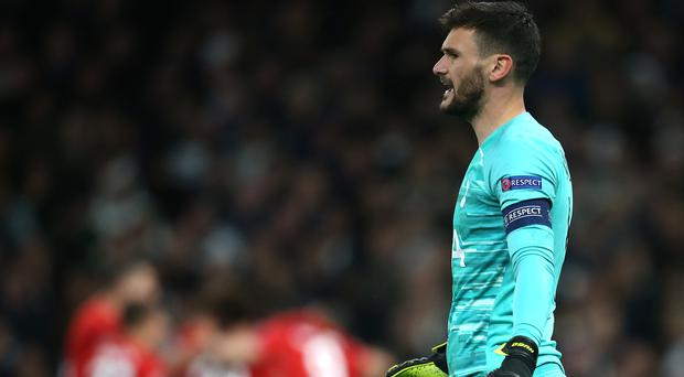 Hugo Lloris shipped seven goals on Tuesday night (Steven Paston/PA)