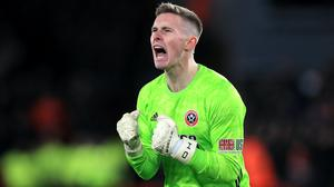 Sheffield United are close to extending Dean Henderson's loan from Manchester United (Mike Egerton/PA)