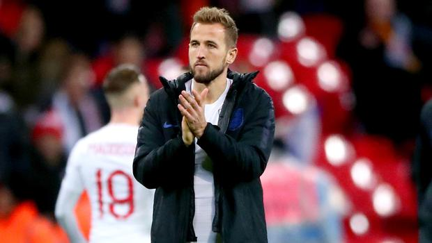 Harry Kane wants England fans to be more supportive (Nick Potts/PA)