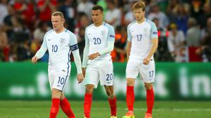 England slumped to a shock Euro 2016 exit at the hands of minnows Iceland (Nick Potts/PA)