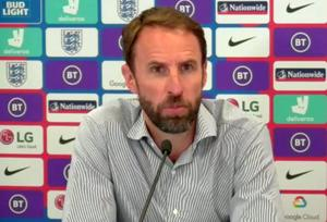 Gareth Southgate is likely to rotate his selection for the clash with Denmark (PA)