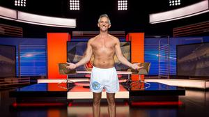 Gary Lineker has made another promise to wear something when presenting Match of the Day (Guy Levy/BBC)