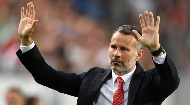 Wales manager Ryan Giggs and his players face a behind-closed-doors trip to Slovakia next month (Joe Giddens/PA)