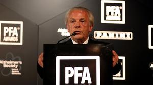 Gordon Taylor says players will help clubs survive (Steven Paston/PA)