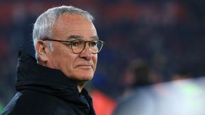 Claudio Ranieri's Roma were thrashed at home by Napoli (Mark Kerton/PA)