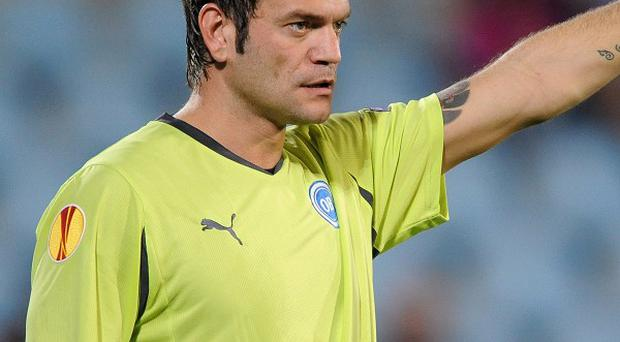 Roy Carroll is one of several injured players for Northern Ireland