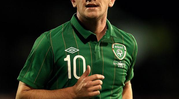Robbie Brady is keen to make a name for himself with Ireland and Hull