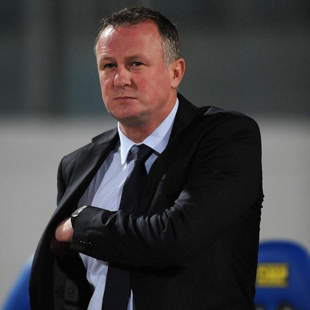Michael O'Neill has criticised the Football Association of Ireland