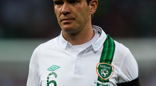 Glenn Whelan acknowledges beating Sweden will be a tough ask for Ireland