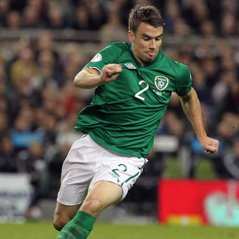 Seamus Coleman is in the squad to face Sweden and Austria