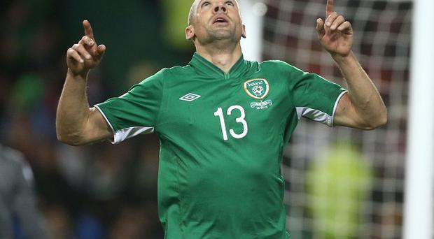 Jon Walters netted a brace in Ireland's draw at home to Austria