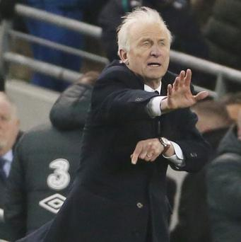 Giovanni Trapattoni was left deflated after Austria stole a point