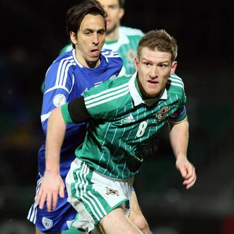 Steven Davis was left to reflect on similar failings for Northern Ireland