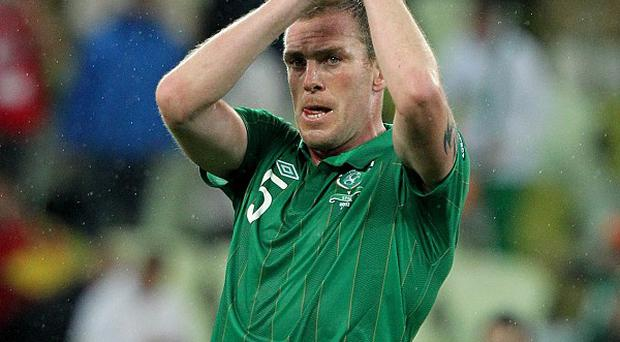 Richard Dunne has not played since June last year