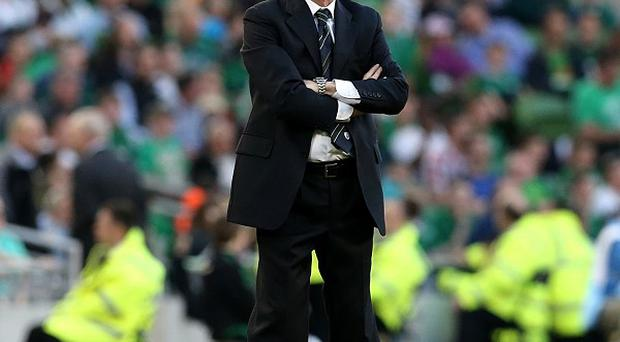 Giovanni Trapattoni thinks Ireland will test Spain on Wednesday morning