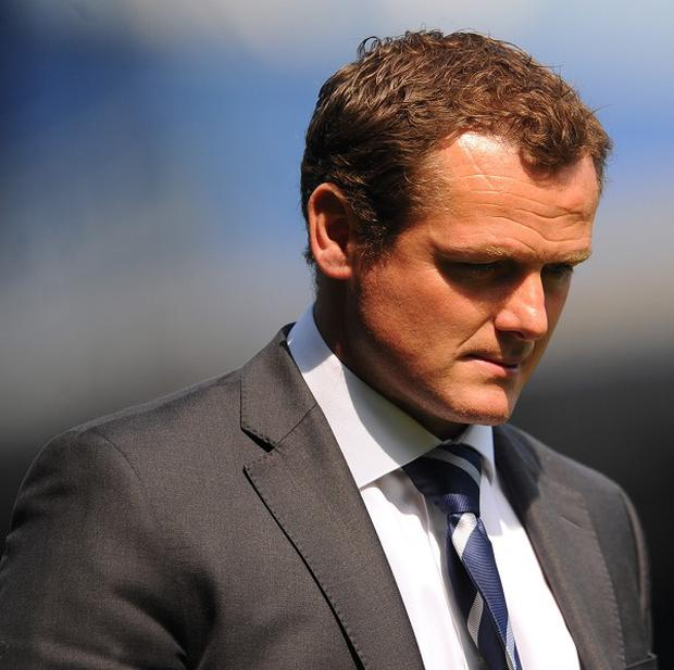 Jim Magilton originally applied for the job as Northern Ireland manager