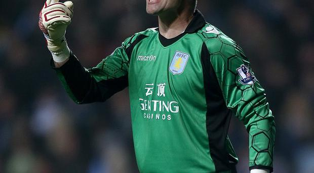 Doncaster are eyeing a loan move for Shay Given