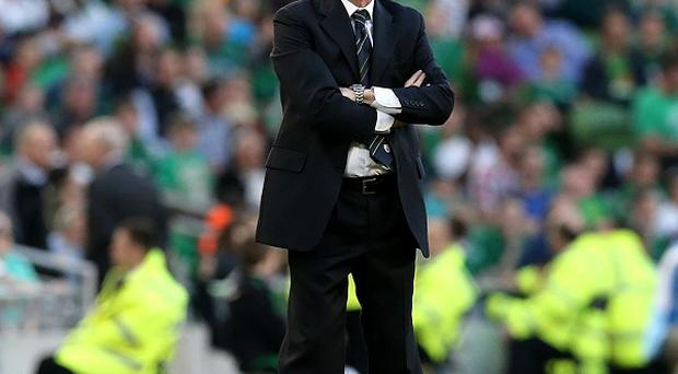 Giovanni Trapattoni does not believe Gareth bale is worth £105million