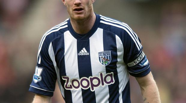 Chris Brunt will take his place in Northern Ireland's squad for next month's World Cup qualifiers