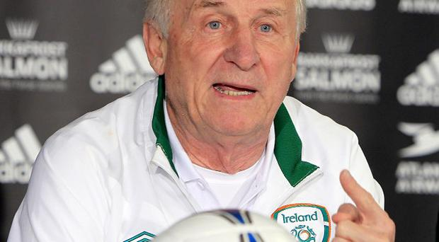 Giovanni Trapattoni wants his side to approach the games in the right way