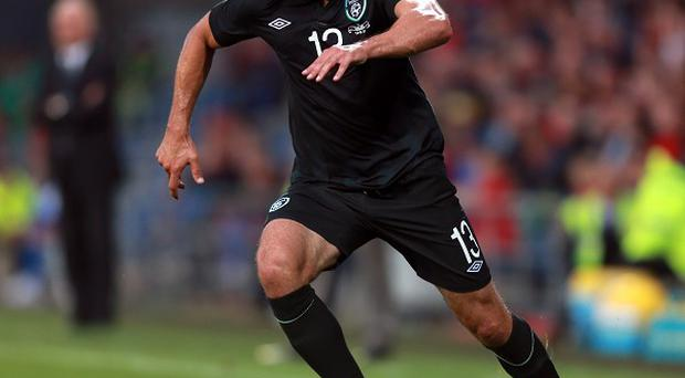 Jonathan Walters is determined to play in the World Cup next summer