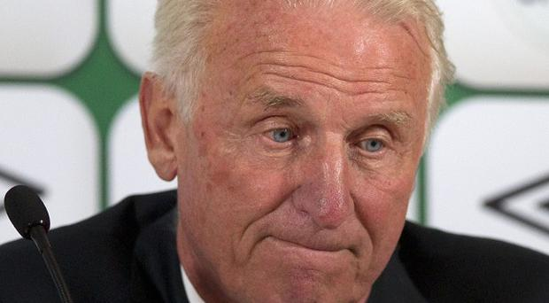 Giovanni Trapattoni has a number of injury concerns