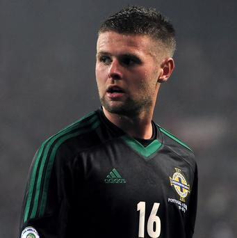 Oliver Norwood is relishing the challenge of international football