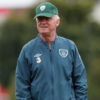 Giovanni Trapattoni's Ireland still have an outside chance of qualifying for Brazil