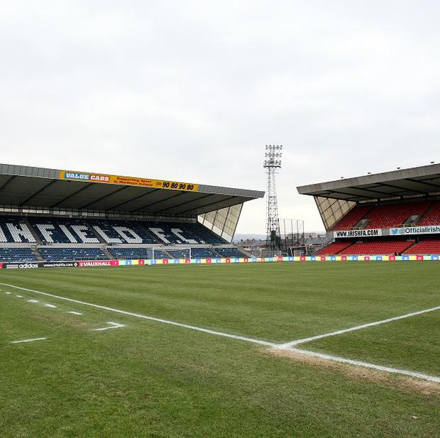 Funding for the redevelopment of Windsor Park is under review