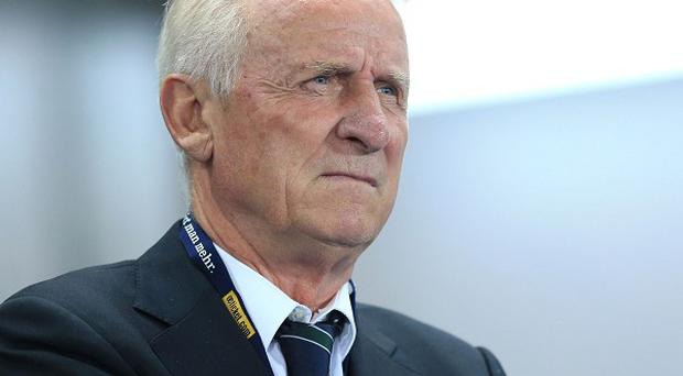 Giovanni Trapattoni has left his Ireland role by mutual consent