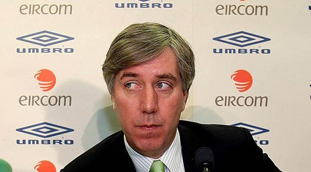 Football Association of Ireland chief executive John Delaney will lead the recruitment process