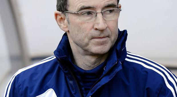 Martin O'Neill is believed to be the number one candidate for the job