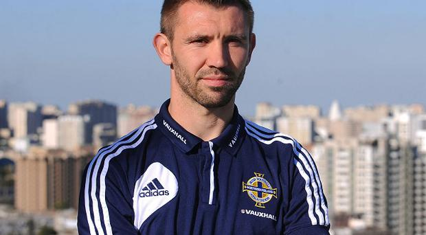 Gareth McAuley is hoping to right some Northern Ireland wrongs when they take on Azerbaijan
