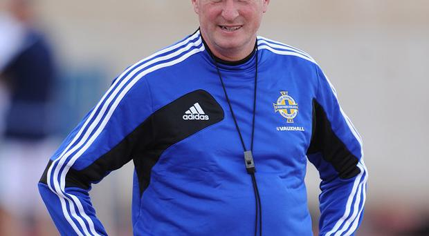 Michael O'Neill has plenty of work to do with Northern Ireland