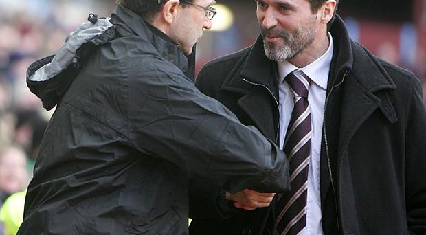 Martin O'Neill and Roy Keane are set to work together with Ireland