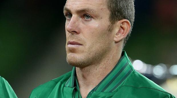 Richard Dunne will not link up with Ireland next week
