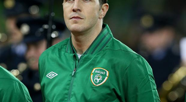 John O'Shea is relishing the chance to play under Ireland's new management team
