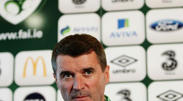 Roy Keane admitted he might have to rein himself in at times