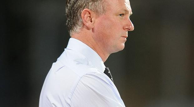 Michael O'Neill's side face Turkey next
