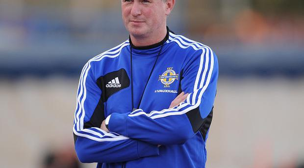 Michael O'Neill will look to attack against Cyprus